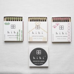 Hibi Japanese fragrances / Aroma matches