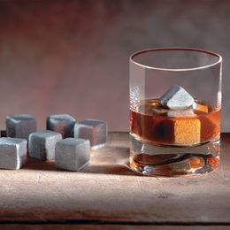 Whiskey stones, 9 cubes / box