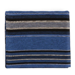Pisa Design - Tablecloth 320 light, 28L stripe blue