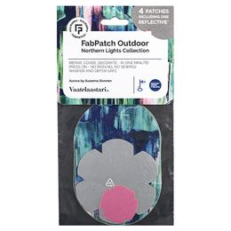 FabPatch Reflective Outdoor Aurora