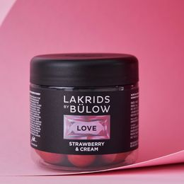 Lakrids by Bulow - LOVE Mansikka & Kerma