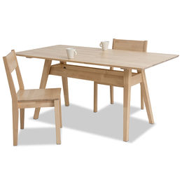 NOTTE DINING TABLE, 200x100x75cm LV