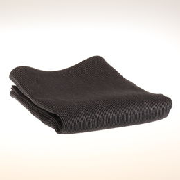 Seat cover, large 60x180 122s black-grey