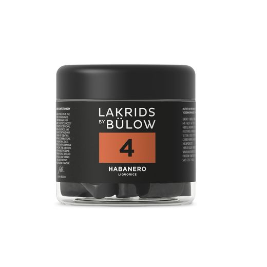 Lakrids by Bülow - Small No. 4 - Habanero