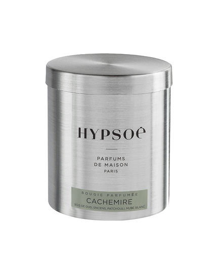 Hypsoé, scented candle Cachemire, 200 g