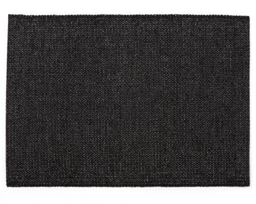 Place mat 43x30 black