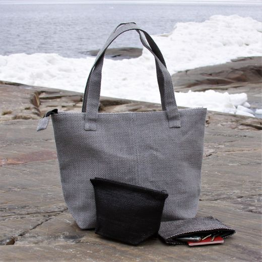 Pisa Design - Bag nro6, grey