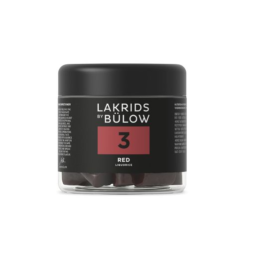 Lakrids by Bülow - Small No. 3 - Red