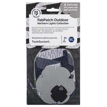 FabPatch Outdoor Weaving Northern Lights