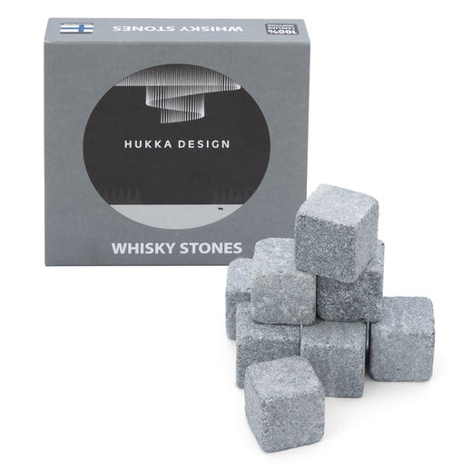 Whiskey stones, 9 cubes