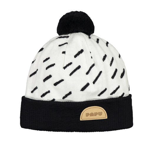 Papu KIDS - POM POM WOOL BEANIE Rainy Days