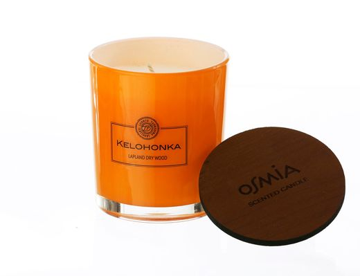 Osmia - Scented Candle Kelo (weatheter wood)