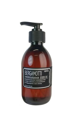 OSMIA liquid soap Bergamot 250ml