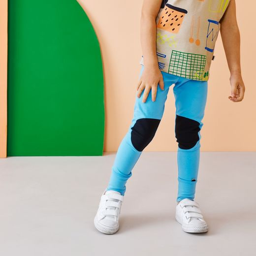 Papu PATCH LEGGINGS kids