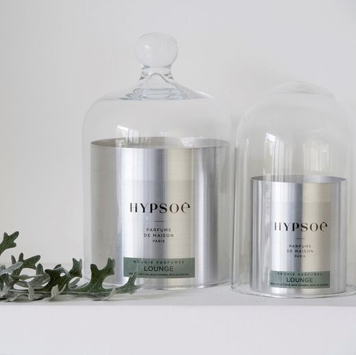 Hypsoé, scented candle Lounge, 200 g