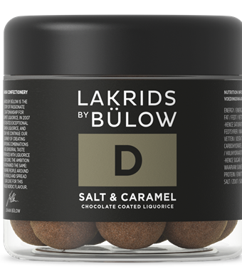 Lakrids by Bülow - Small D