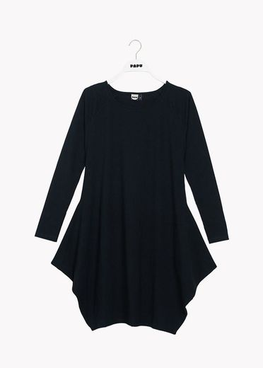 PAPU KANTO DRESS, black