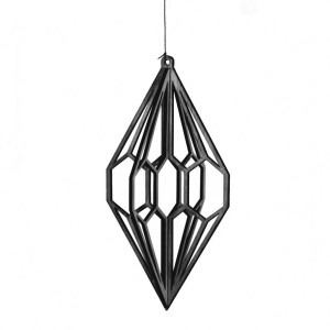 Birch Chrystal-Diamond, black