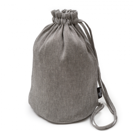 Pisa Design - Linen sailor bag, giant 201s bark