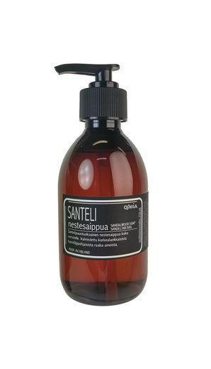 OSMIA liquid soap Sandalwood 250ml